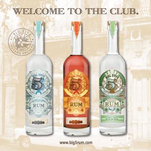 Big Five Rum