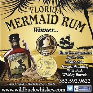 Florida Mermaid Rum